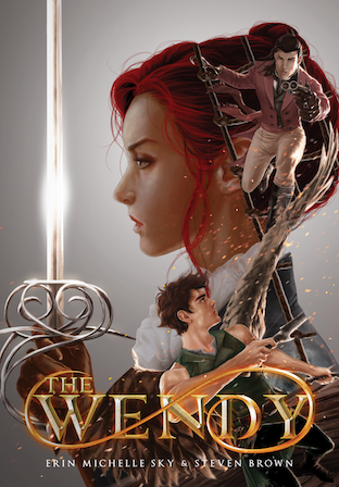 The Wendy, a YA fantasy retelling with a twist!