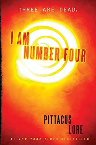 I Am Number Four – The Book Behind the Movie