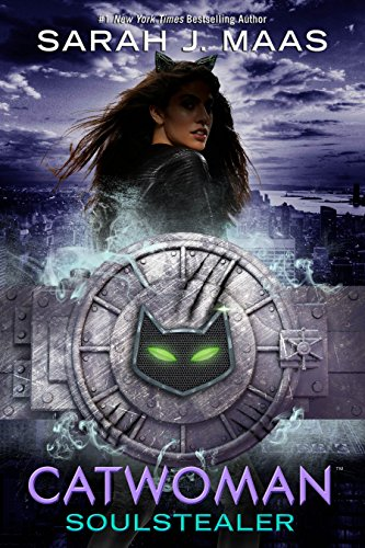 Cat vs Bat! (Batwing, that is.) A purrfect new release from Sara J. Maas and the DC universe.