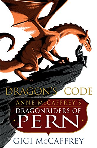 5 stars for Dragon's Code! Enter our $25 gift card giveaway to celebrate 50 Years of Pern!