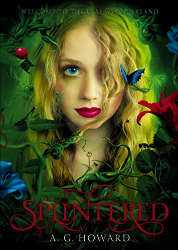 A family curse. An ancestral madness. And the only hope of redemption… lies in Wonderland.