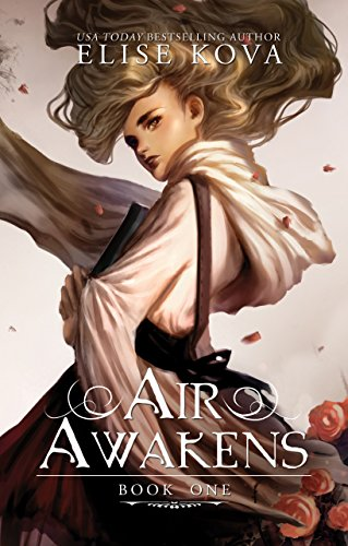 $0.99 sale on Air Awakens! (Or pick up all 5 books bundled for just $9.99!)