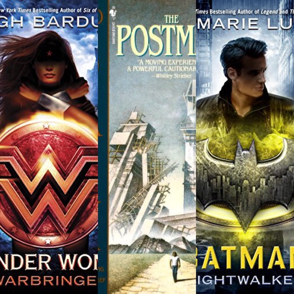 3 heroic book deals to capture your imagination! (Your wallet has never been safer.)