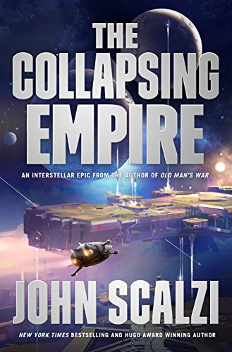 Today only! A Scalzi sci-fi award winner for just $2.99!
