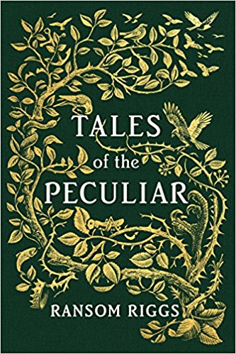 70% off Today Only, Miss Peregrine's 0.5, Tales of the Peculiar!