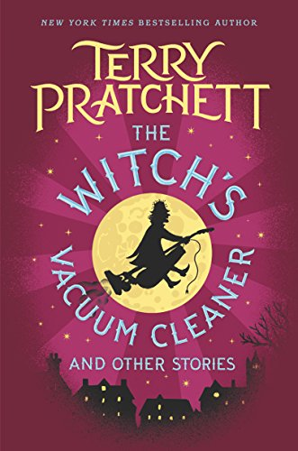 These Terry Pratchett stories are 80% off through the end of September!