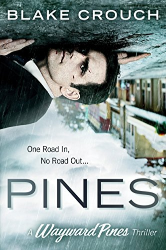 Just $1.99 each for the entire Wayward Pines trilogy! The sci-fi mystery thriller behind the TV series!