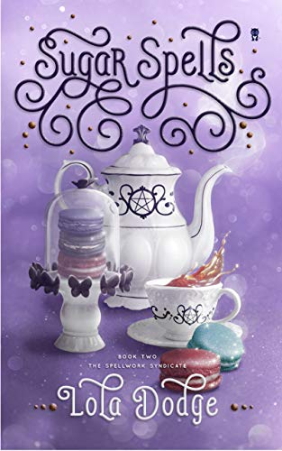 Sugar Spells fulfills the promise of Deadly Sweet, becoming everything I had hoped this series would be!
