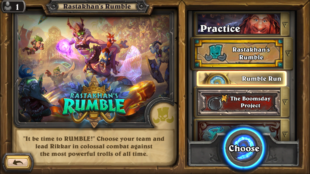 3 Easy Steps – How to Beat Rastakhan's Rumble Run: Hearthstone Simplified