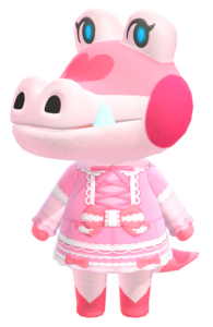 Animal Crossing New Horizons Villager Gayle