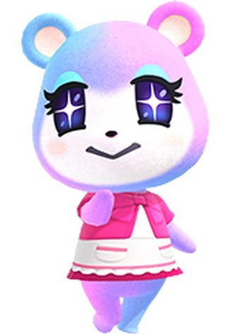 Animal Crossing New Horizons Villager Judy